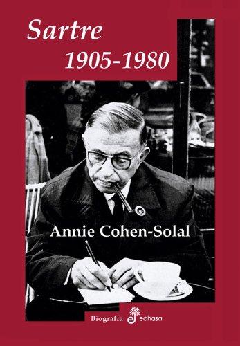 EPUB Sartre 1905-1980 (biografías) Descargar gratis