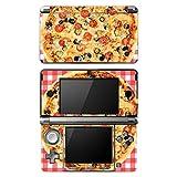 Disagu SF-101949_1157 Design Folie für Nintendo 3DS - Motiv Pizza real klar