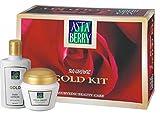 Astaberry 24 Carat Gold Facial Kit- Set ...