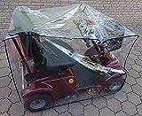 Abdeckung Regenplane Schutzhülle für Senioren Mobile/Rollstuhl Rollstühle 18899