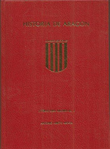 LITERATURA MEDIEVAL 1 Historia de Aragón.