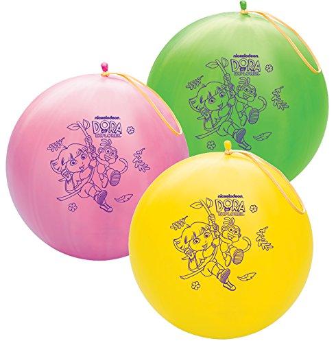 Qualatex 35,6cm Runde Latex Punch Ball Ballon Offizielles Lizenzprodukt Mickey & His Pals 5
