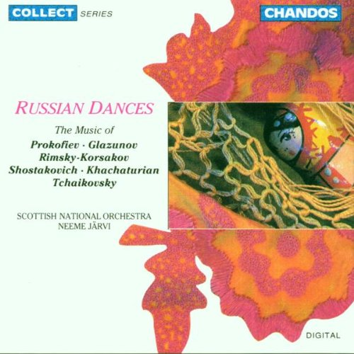 Rimsky-Korsakov, Glazunov