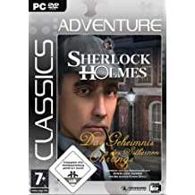 Sherlock Holmes: Das Geheimnis des silbernen Ohrrings [Adventure Classics]