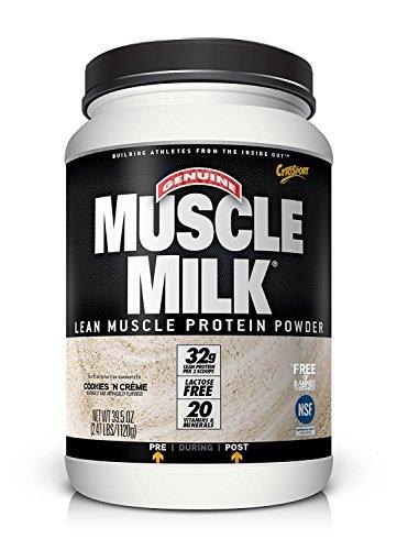 CytoSport - Muscle Milk - 1,127 kg - Cookies & Cream