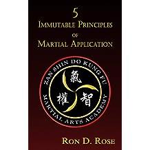 5 Immutable Principles of Martial Application (English Edition)