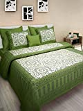 JR Print Oxy Double Bedsheet King Size 1...