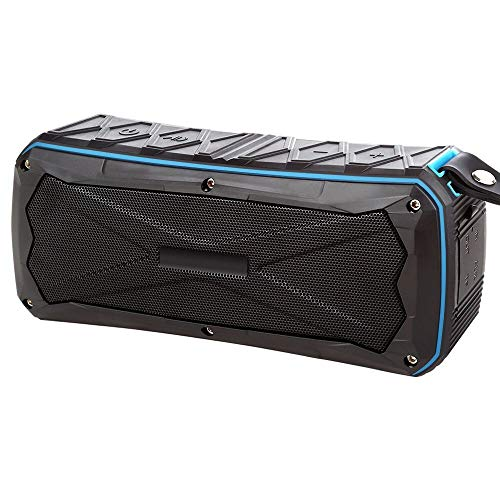 Javpoo Stylish Sports Bass IP66 BT4.1 Altavoz inalámbrico
