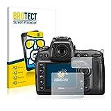 BROTECT Panzerglasfolie für Nikon D700 Panzerfolie Schutzfolie - Flexible Glasfolie [AirGlass], Displayschutzfolie
