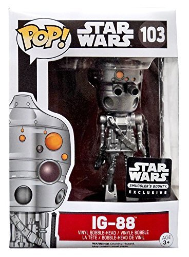 Funko Pop IG-88 (Star Wars 103) Funko Pop Star Wars