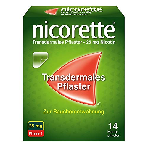 NICORETTE TX 25mg 14 stk