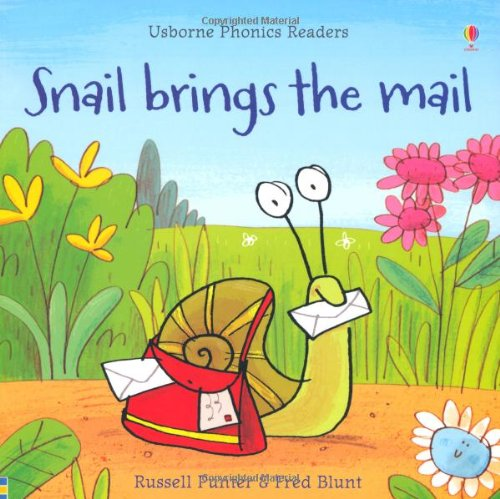 Snail Brings the Mail (Phonic Readers) (Usborne Phonics Readers)