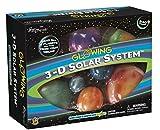 université Jeux 3d Système solaire kit, Multicolore