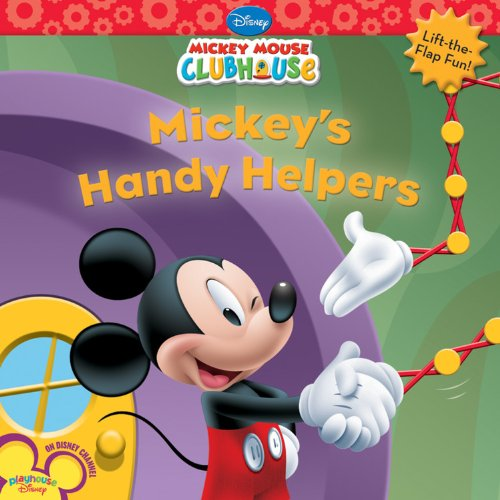 Mickey's Handy Helpers (Mickey Mouse Clubhouse) Mickeys Handy