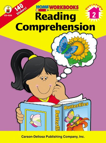 Reading Comprehension (Home Workbooks)
