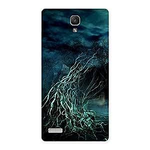 Stylish Horror Tree Multicolor Back Case Cover for Redmi Note Prime