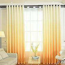 2er Set Einzigartige Farbverlauf Fenster Behandlungen, Zimmer Verdunkelung  Vorhänge Für Kinderzimmer Wohnzimmer Hochzeit Zimmer