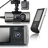 Best inDigi Dvr Cameras - Indigi Blackbox Xr3006,9cm LCD HD double objectif gr Review
