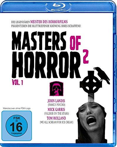 Masters of Horror Vol. 2 - Vol. 1 (Garris/Landis/Holland) [Blu-ray]