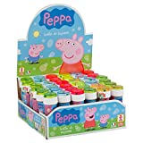 ColorBaby Caja pomperos Peppa Pig con 36 unidades de 60 ml (24609)