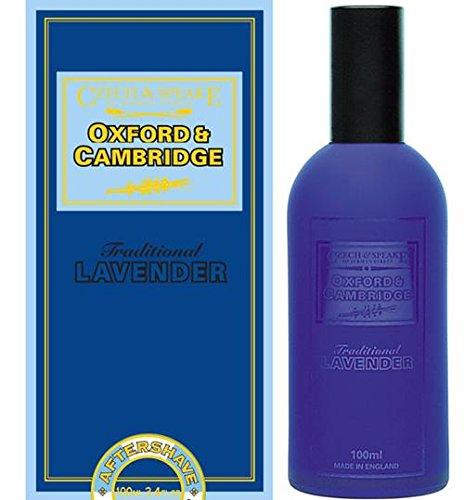 Czech & Speake Czech & Sp Oxford Cambr EDC vapo100 ml, 1er Pack (1 x 100 ml)