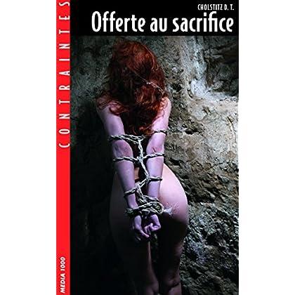 Offerte au sacrifice
