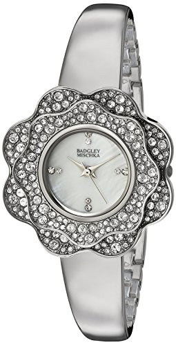 badgley-mischka-womens-quartz-metal-and-alloy-dress-watch-colorsilver-toned-model-ba-1363mpsv