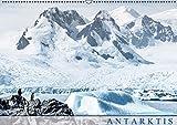ANTARKTIS (Wandkalender immerwährend DIN A2 quer): Antarktis - extrem und faszinierend - Dieser immerwährende Kalender ist ein Blickfang im Büro und ... [Kalender] [Sep 02, 2013] Steinwald, Max - Max Steinwald