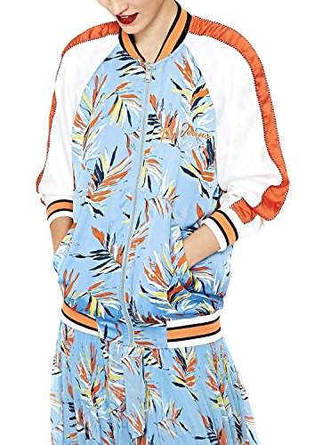Pepe Jeans Damen Jacke Lesly, Mehrfarbig (Multi), Medium