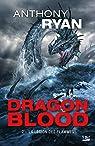 Dragon Blood, tome 2 : La Légion des flammes par Ryan