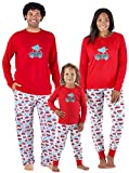 Sleepyheads Sets de Pijamas a Juego Navidad Fiestas Entrega de Regalos