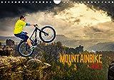 Mountainbike Trails (Wandkalender 2019 DIN A4 quer): Mountainbike Action durch Fantasiewelten (Monatskalender, 14 Seiten ) (CALVENDO Sport)