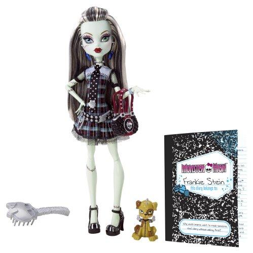 Monster High-BBC67-Puppe-Frankie Stein (Stein Frankie Wer Ist)
