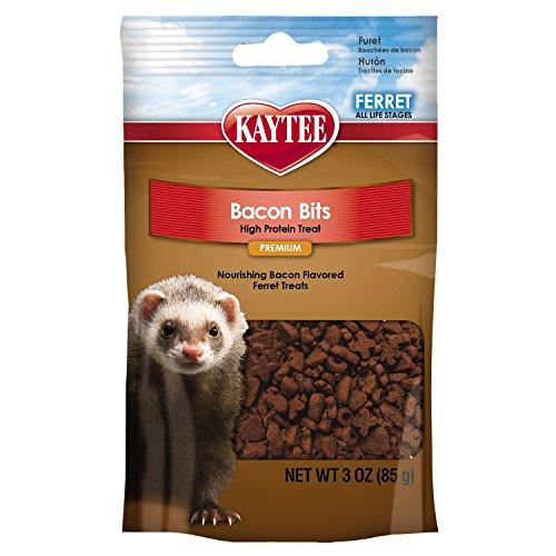 Kaytee Bacon Bits Ferret Treat 3Oz Bag