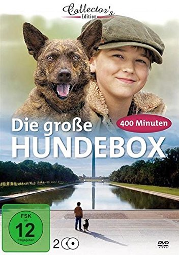 Die große Hundebox [Collector\'s Edition] [2 DVDs]