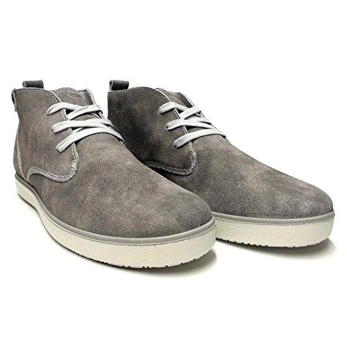 IGI&CO scarpe uomo polacchini 77231/00 GRIGIO Grey