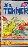 JAN TENNER MC Hörspielkassette # 1: Angriff der grünen SPINNEN