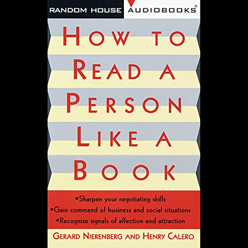 How to Read a Person Like a Book  Audiolibri