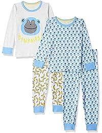 Mothercare Boy's Pyjama Top, Pack of 2