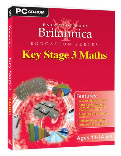Britannica Key Stage 3: Maths (11 to 14 Years) (PC) Test