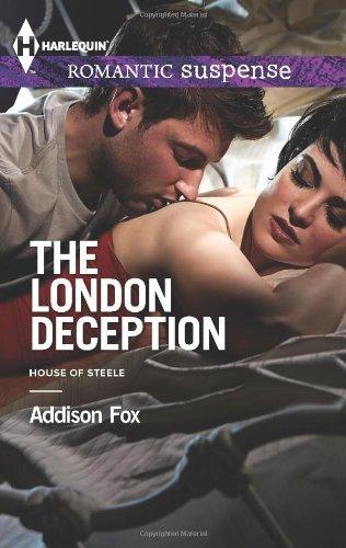 The London Deception (Harlequin Romantic Suspense) by Addison Fox (2013-10-05)