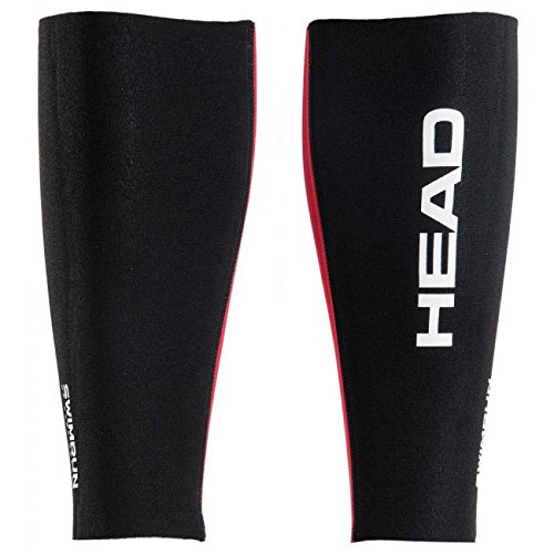 HEAD - 455308SBKRD/392 : Traje neopreno duatlon SWIMRUN DX FLEX -CALVES 4-2 mm