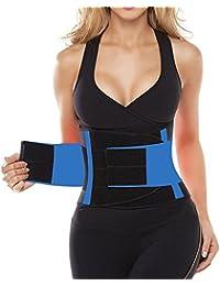 Lover-Beauty Mujer Entrenamiento de Cintura Cinturón Body Shaper – Correa para Reloj de Arena Shaper