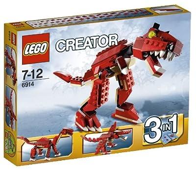 LEGO Creator - Cazadores Prehistóricos (6914)