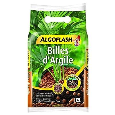 Algoflash Tonkugeln, 12 l von ALGOFLASH auf Du und dein Garten