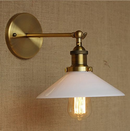 YJNB 60W Industriale Loft Lampada Da Parete