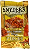 Snyders Hot Buffalo Wing Pieces 63.8 g (Pack of 6)