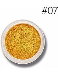 BOBORA 13 Couleurs Ombre a l'oeil Poudre Instantanee Super brillant Perle Brillant en Poudre Maquillage