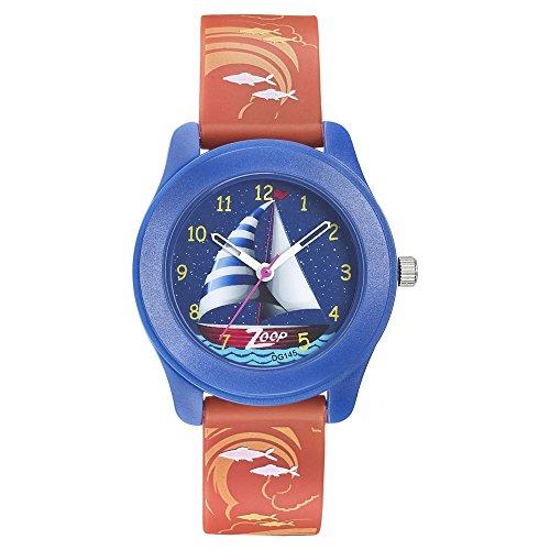 515doI1cKnL - Zoop Mens 16003PP04 watch