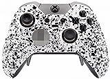 3D Weiß Xbox One Elite Rapid Fire Custom Modding Controller 40Mods für Alle Major Shooter Spiele, automatisch Ziel, Quick Scope, Auto Run, Sniper Atem, Jump Shot, Active Reload & Mehr